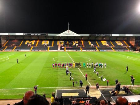 Match 37 - Aldershot Town (h)