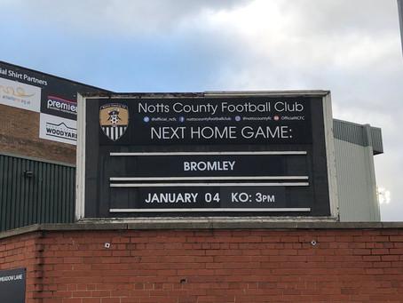 Match 29 - Bromley (h)