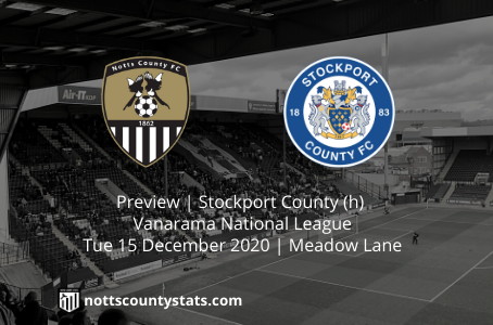 Preview - Stockport County (h)