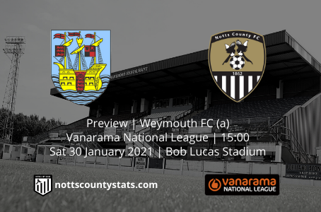 Preview - Weymouth FC (a)