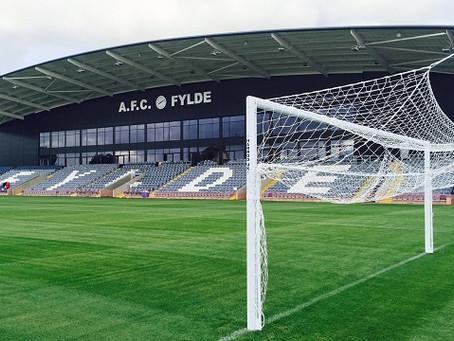Preview - AFC Fylde (a)