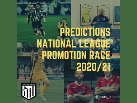 Predicted | National League Top 10