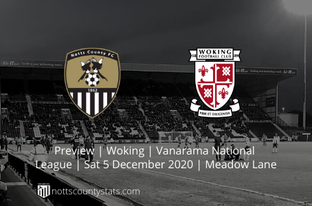 Preview - Woking (h)