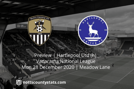 Preview - Hartlepool United (h)