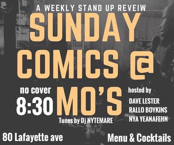 Sunday September 15 @ 8:30 | Brooklyn
