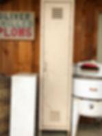 Tall single Locker