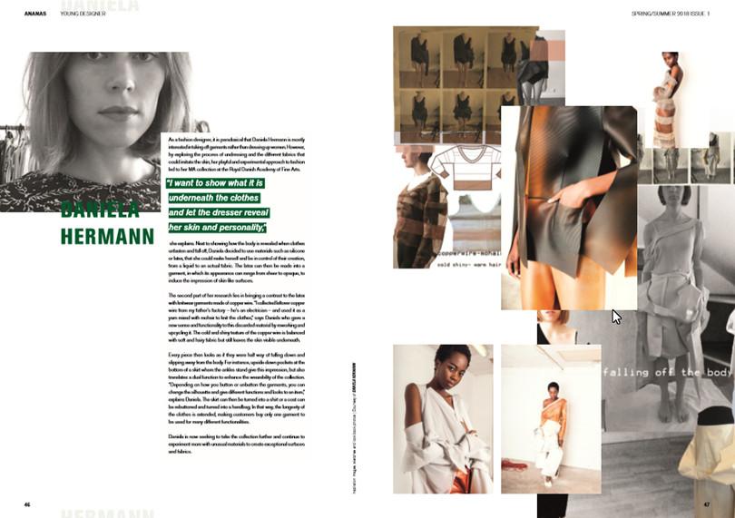Ananas Magazine 01/12/2017