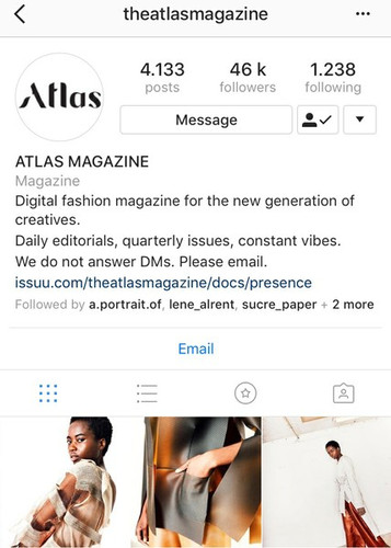 The Atlas Magazine 21/12/2017