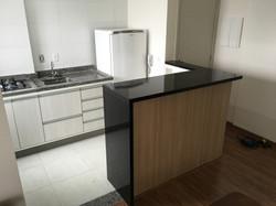 Cozinha + Balcão