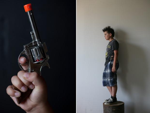 Philip Mowhawk Gun