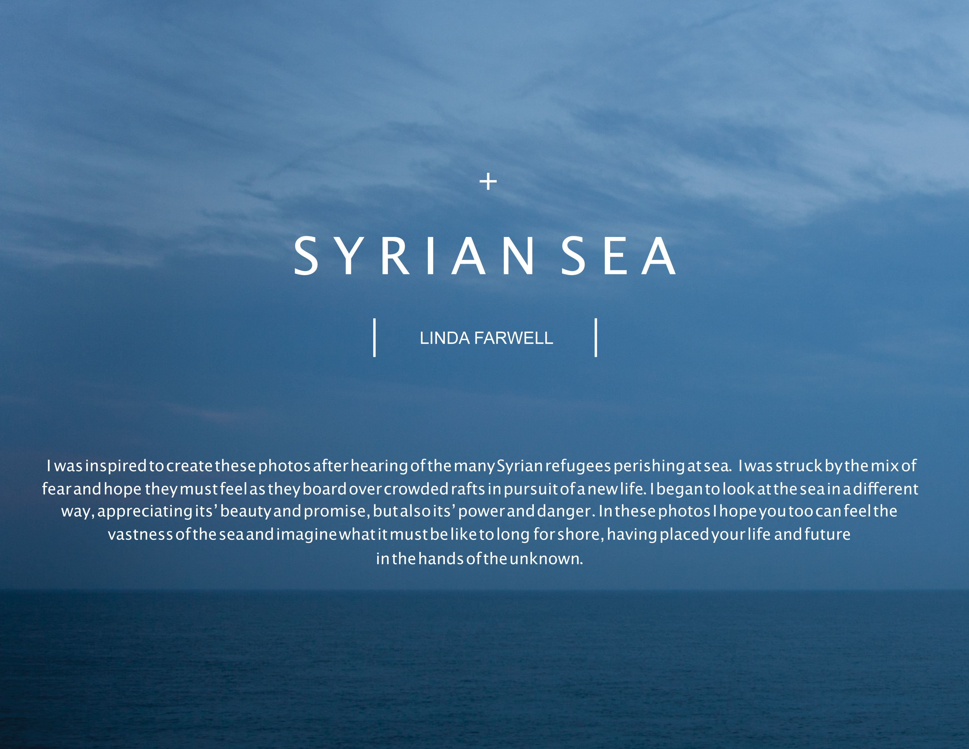 Syrian Sea Show at Gallery 505