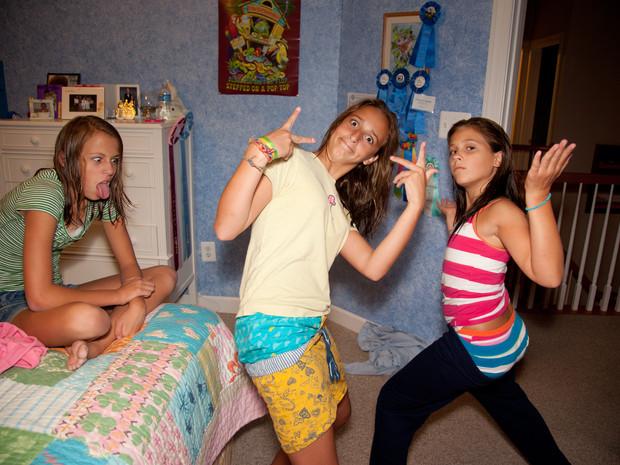12 Year Old girls