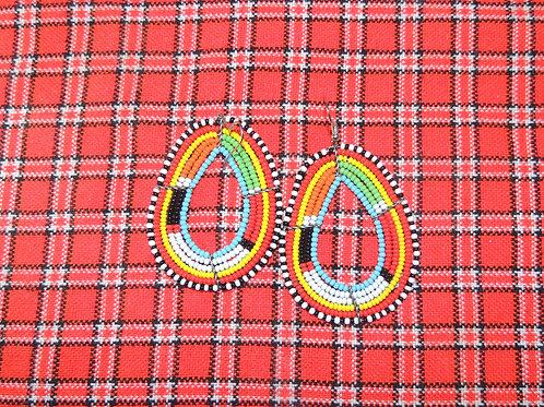 Maasai Inspired Earrings
