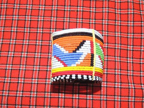 Maasai Inspired bracelet
