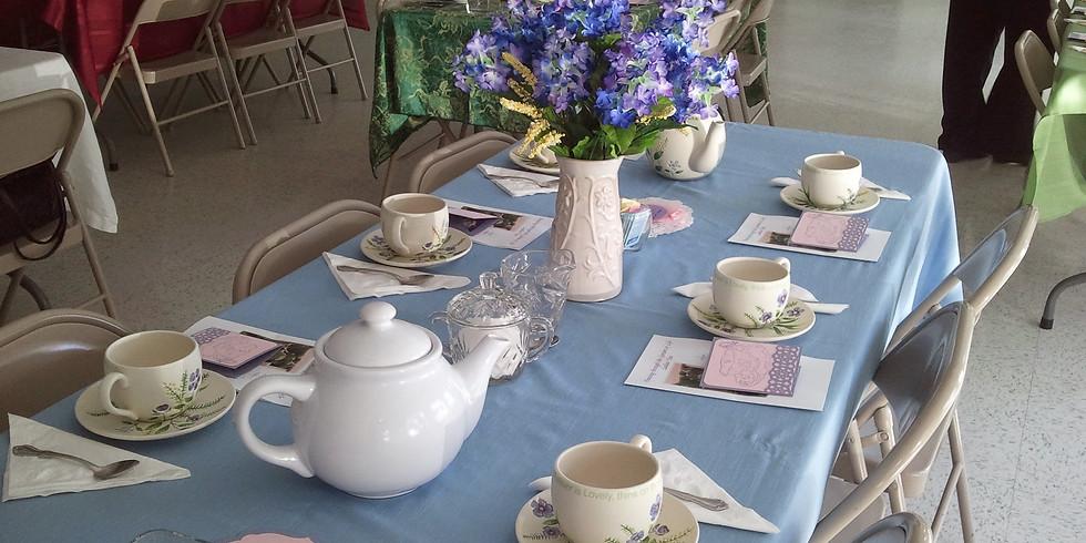 PGCC Ladies Tea