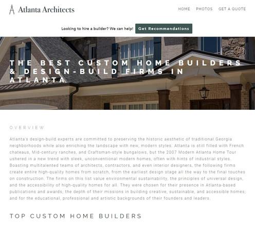 Design Build Renovation GoodHaus Contemporary Bungalow