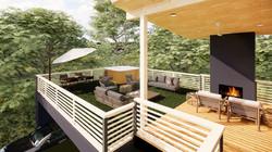 Design Build, Atlanta, Bungalow outdoor
