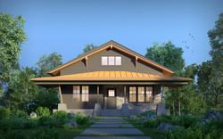 Design Build Renovation GoodHaus Contemporary BungalowNew Construction, Design, Build, Architecture,