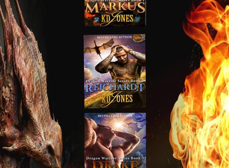 Dragon Warriors Series Volume 1 Bundle
