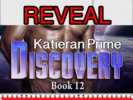 """COVER REVEAL """"DISCOVERY"""""""