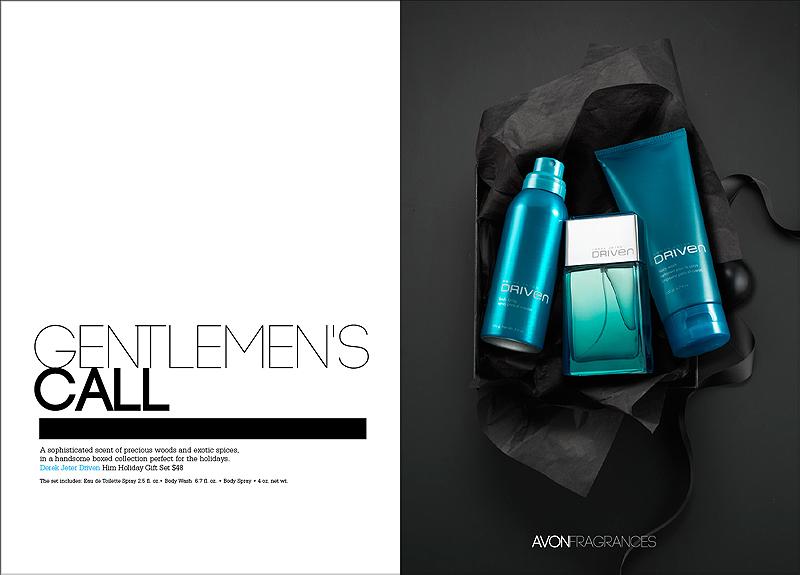 AVON | holiday fragrance program