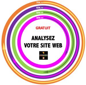 ANALYSE GRATUITE DE VOTRE SITE!