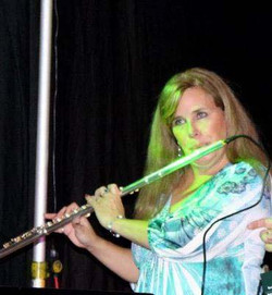 Lisa and Flute
