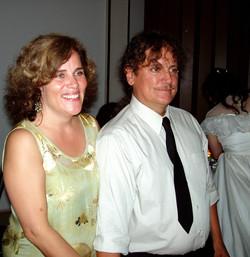 Lisa and Alan