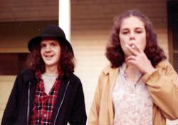 Teen Andy & Lisa 1