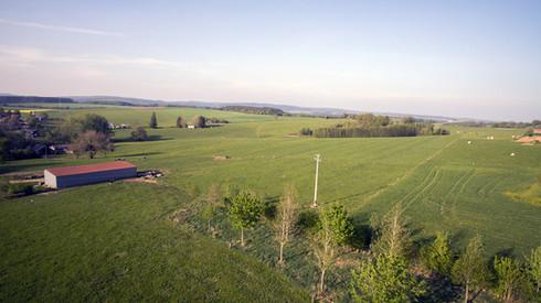 Partie agricole à developper