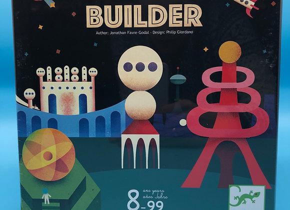 Logikspiel: Space Builder