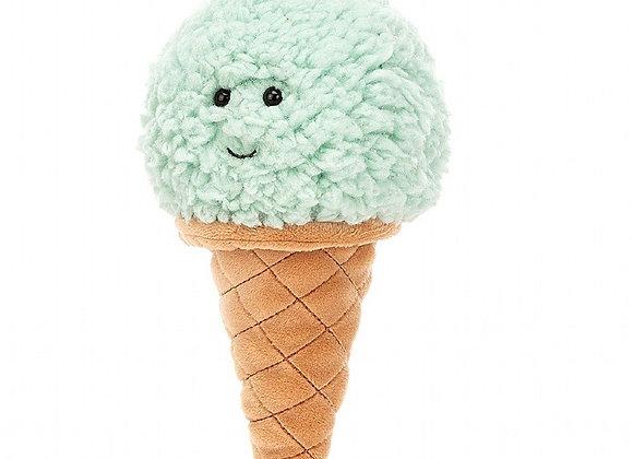 Jellycat , Irresistible Ice Cream Mint