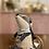 Thumbnail: Jellycat , little Rambler Badger Rattle