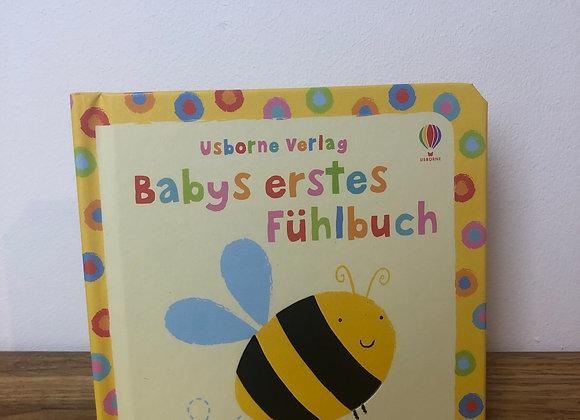 Baby erstes Fühlbuch