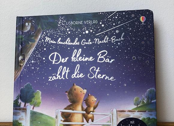 Mein leuchtendes Gute-Nacht-Buch - Der kleine Bär zählt die Sterne