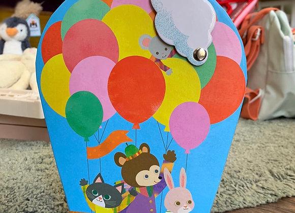DJECO - Der Heißluftballon