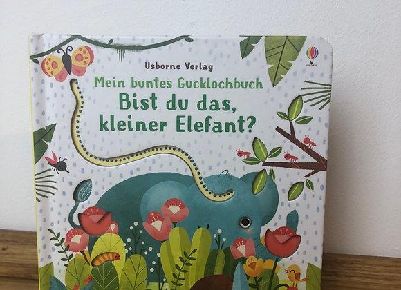 Mein buntes Gucklockbuch - Bist du das, kleiner Elefant