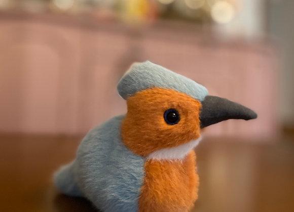 Jellycat , Birdling Kingfisher