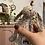 Thumbnail: Jellycat ,Tiny blossom silver Bunny