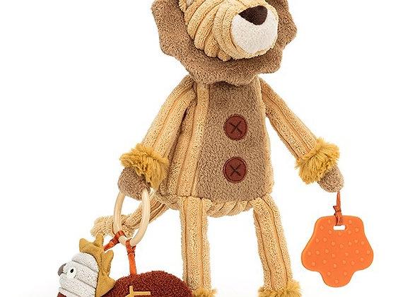 Jellycat , Cordy Roy Lion Aktivity Toy