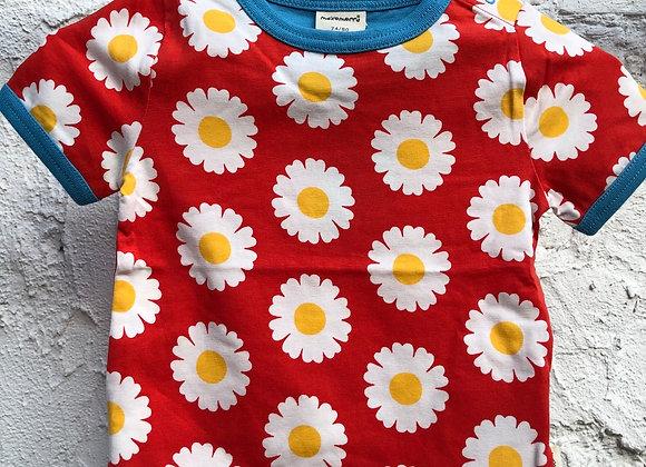 Shirt mit Gänseblümchen