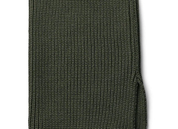 Liewood , Mathias neck warmer, hunter green