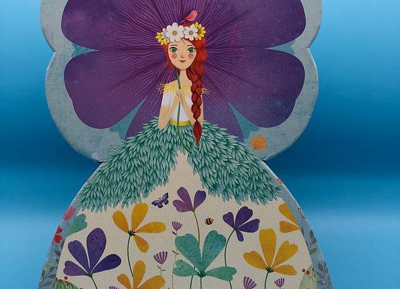 Puzzle Prinzessin des Frühlings