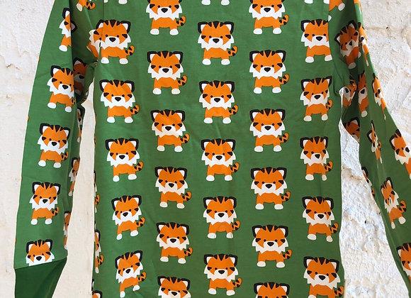 Langarm- Shirt Tiger
