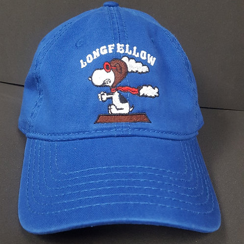 Longfellow Bombers Flexfit or Relaxed Fit Cap