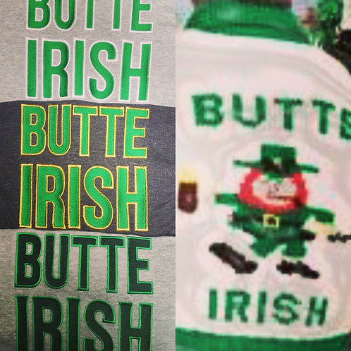 Butte Irish Sweater or cardigan