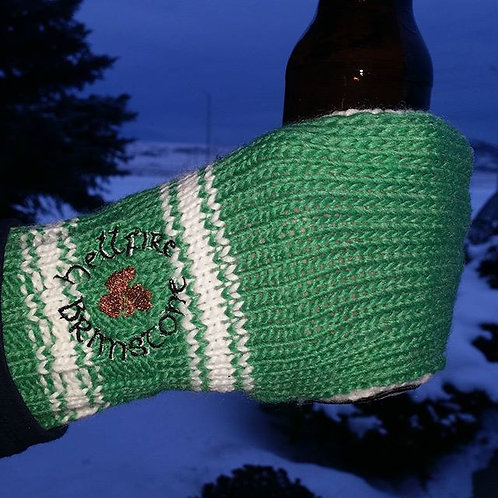 Personalized Suzy Kuzy Knit Mitten