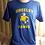 Thumbnail: Greeley Hawks Royal Unisex Tee