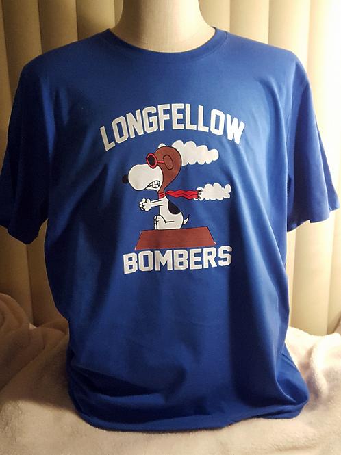 Longfellow Bombers Unisex Tee