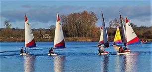 Maidenhead Sailing Club Sailing Topper